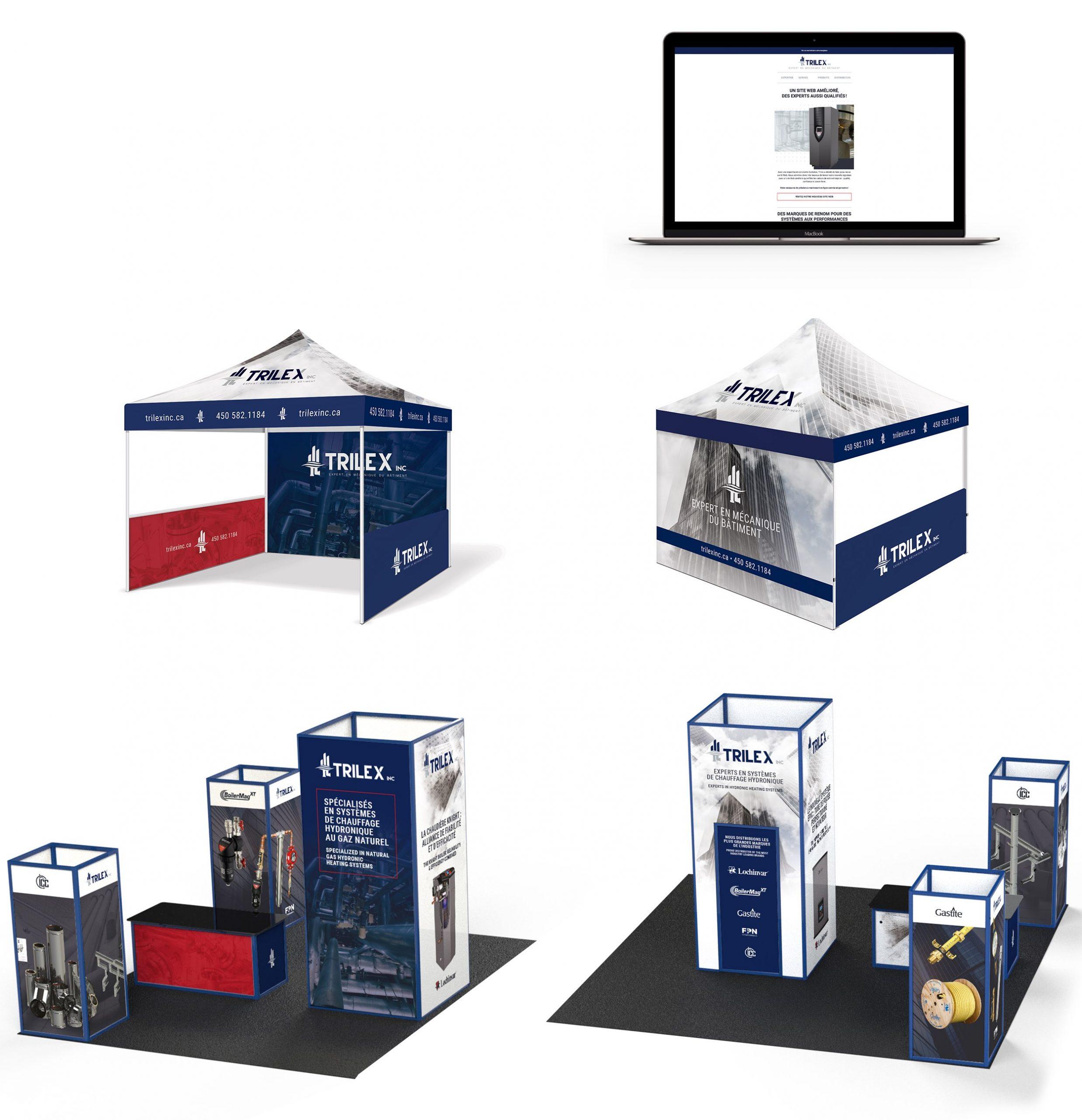 Agence de conception marketing | Infolettres | Kiosque 3D