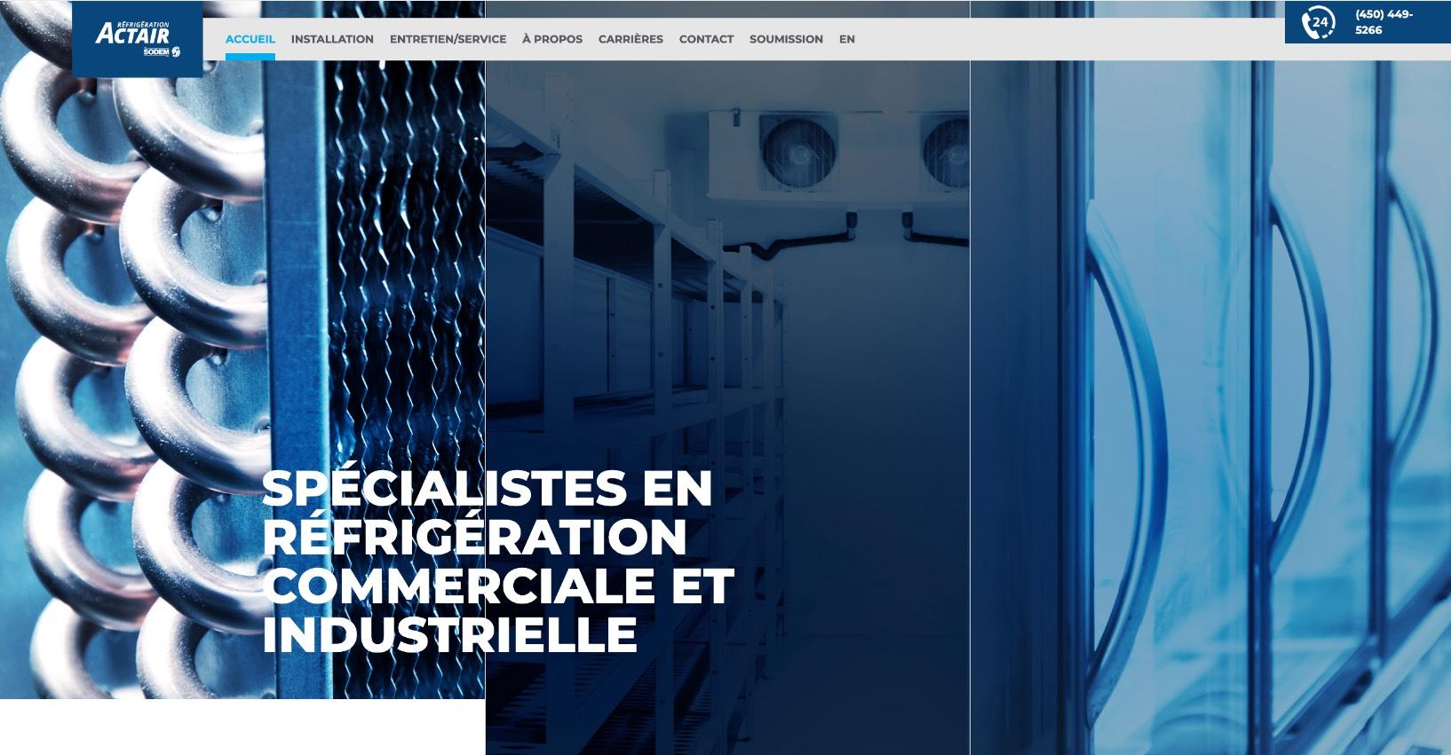 Agence de stratégie numérique | Identité visuelle renforcée