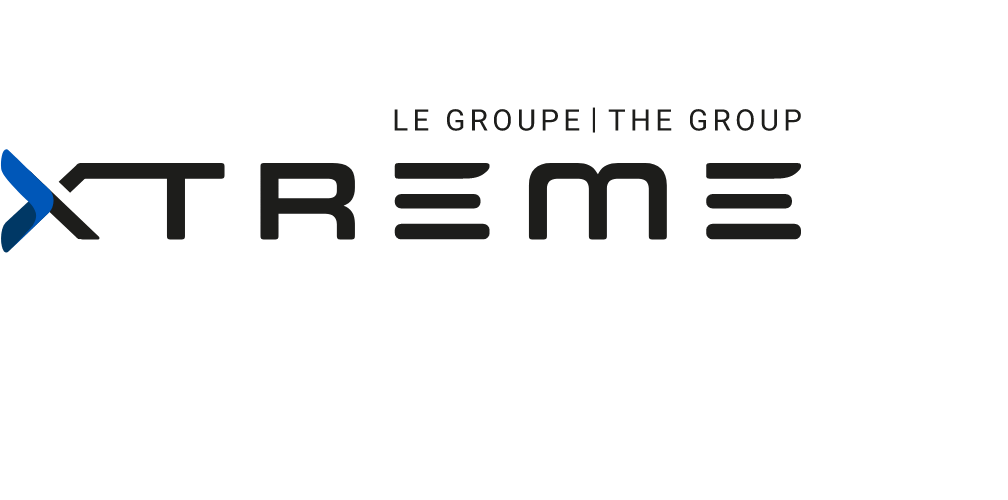 Actualisation de logos | Image de marque simplifiée | Xtreme