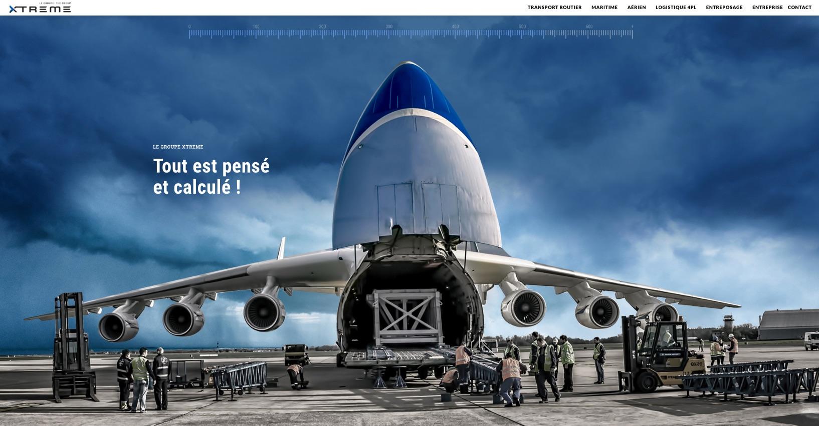 Image numérique professionnelle | Transport aérien | Avion