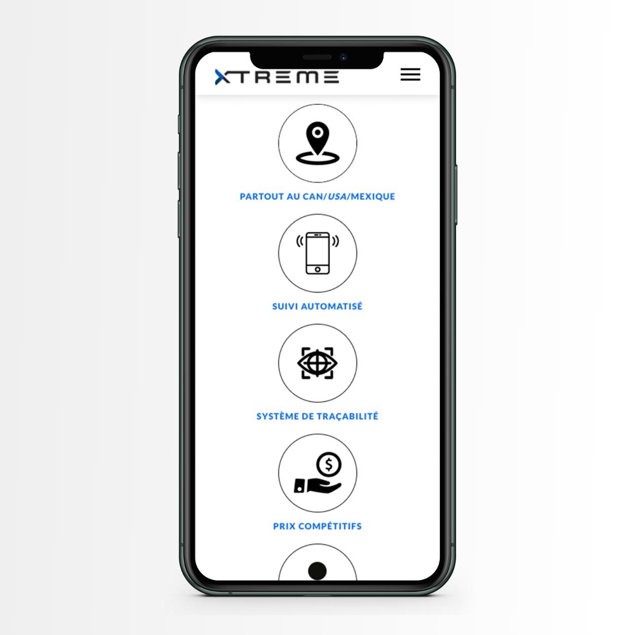 Conception numérique adaptative | Design responsive | Mobile