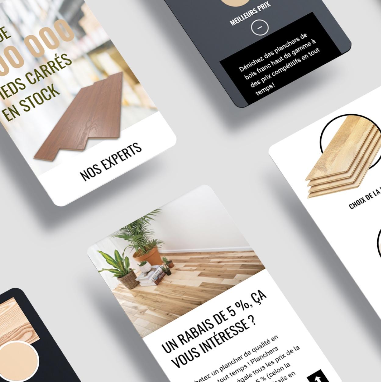 Création de contenu | Rédaction Web | Design optimisé