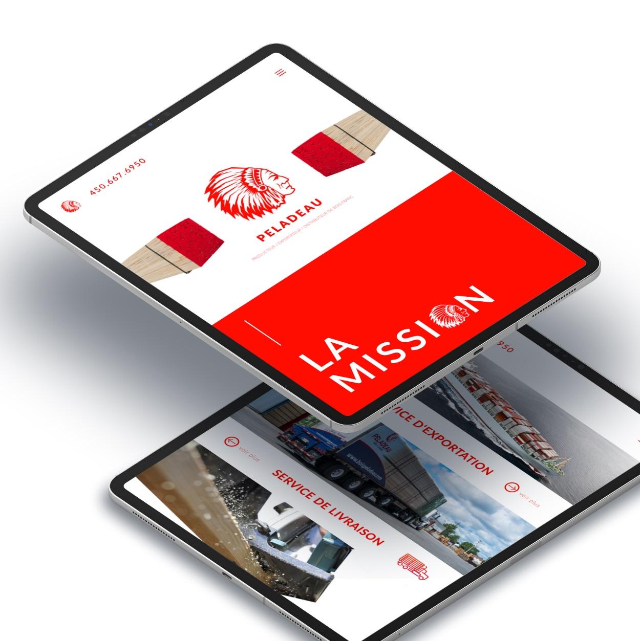 Optimisation des photos sur tablette | Photos d'entreprise