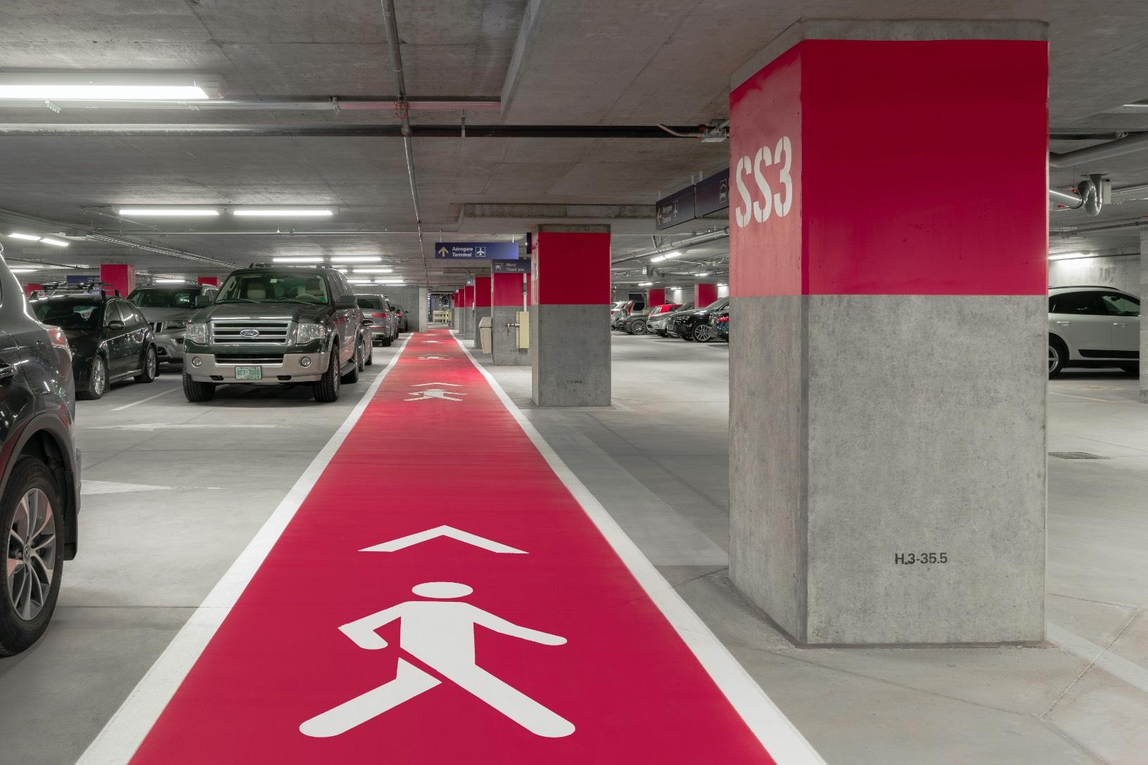 Direction photo | Plan de caméra | Stationnement intérieur