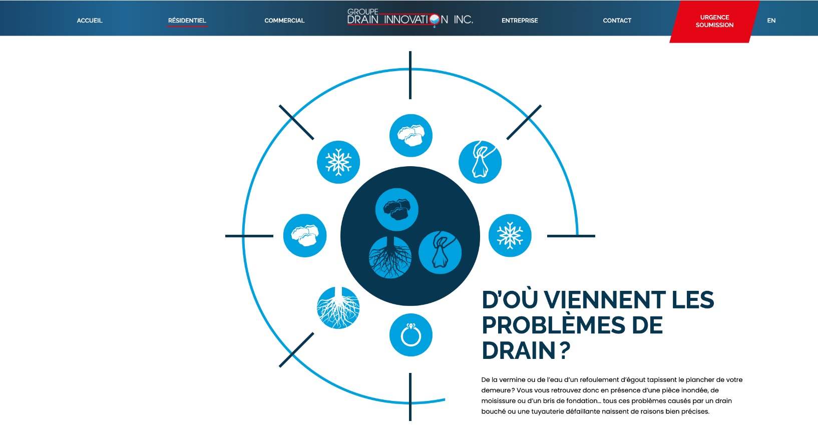 Effets de design | Programmation Web | Animation de site web