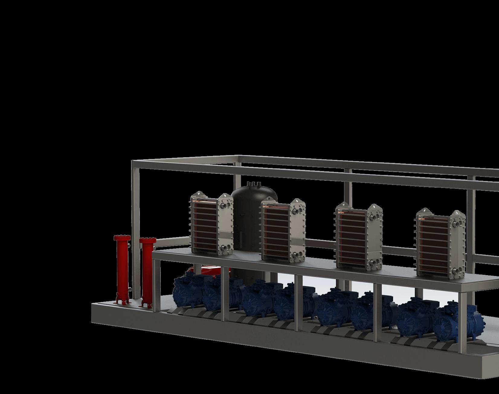 Équipement détouré | Centrale thermique | Modélisation