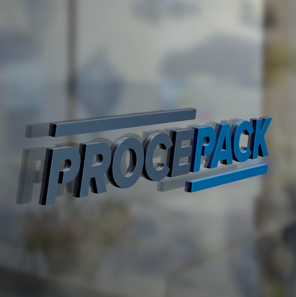 Procepack | Logo en application | Normes graphiques