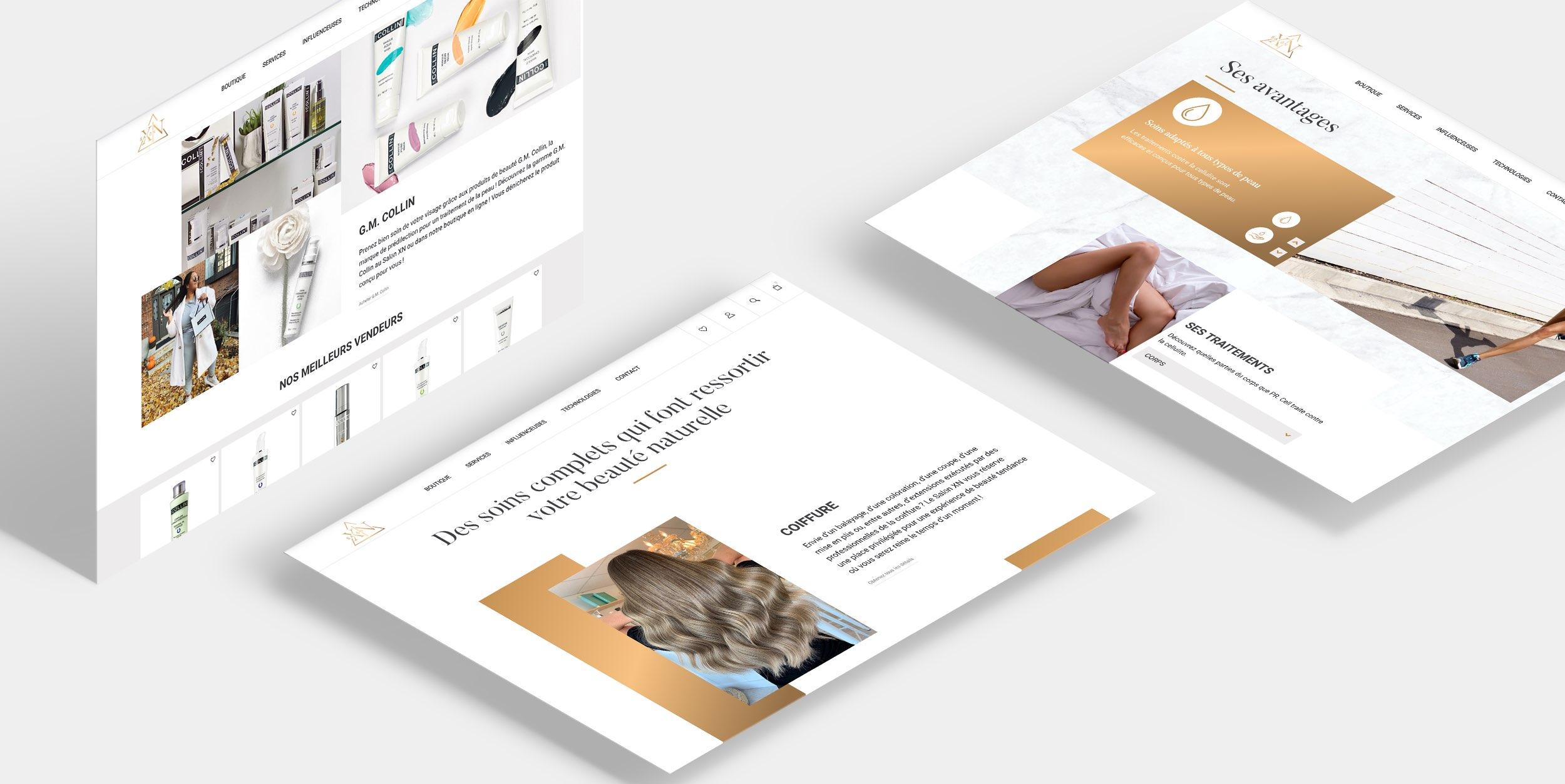 Image professionnelle | Design Web | Expérience numérique