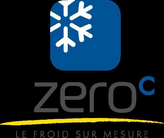 Logo Zero-C | Design de marque numérique | Site Internet