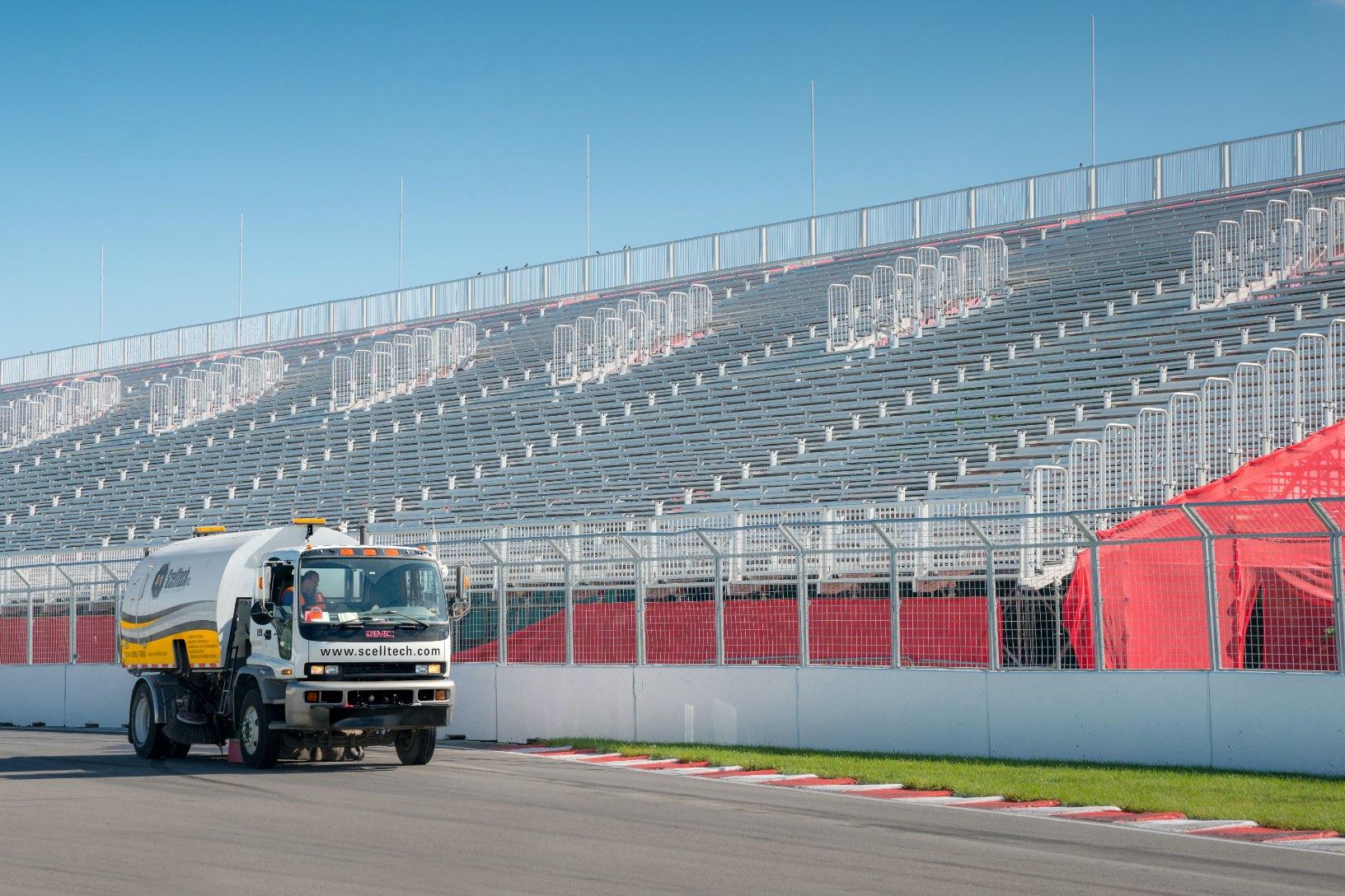 Photos optimisées pour sites Web | Circuit Gilles Villeneuve