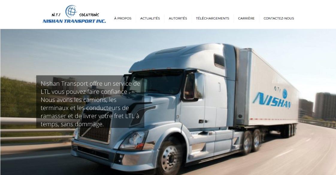 Refonte de sites Web | Amélioration visuelle | Nouveau site