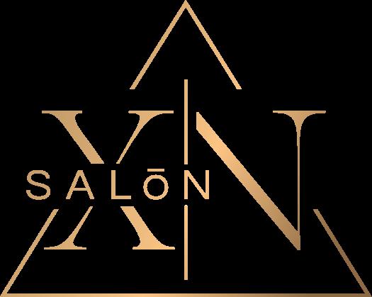 Salon XN | Branding e-commerce | Logo sur mesure