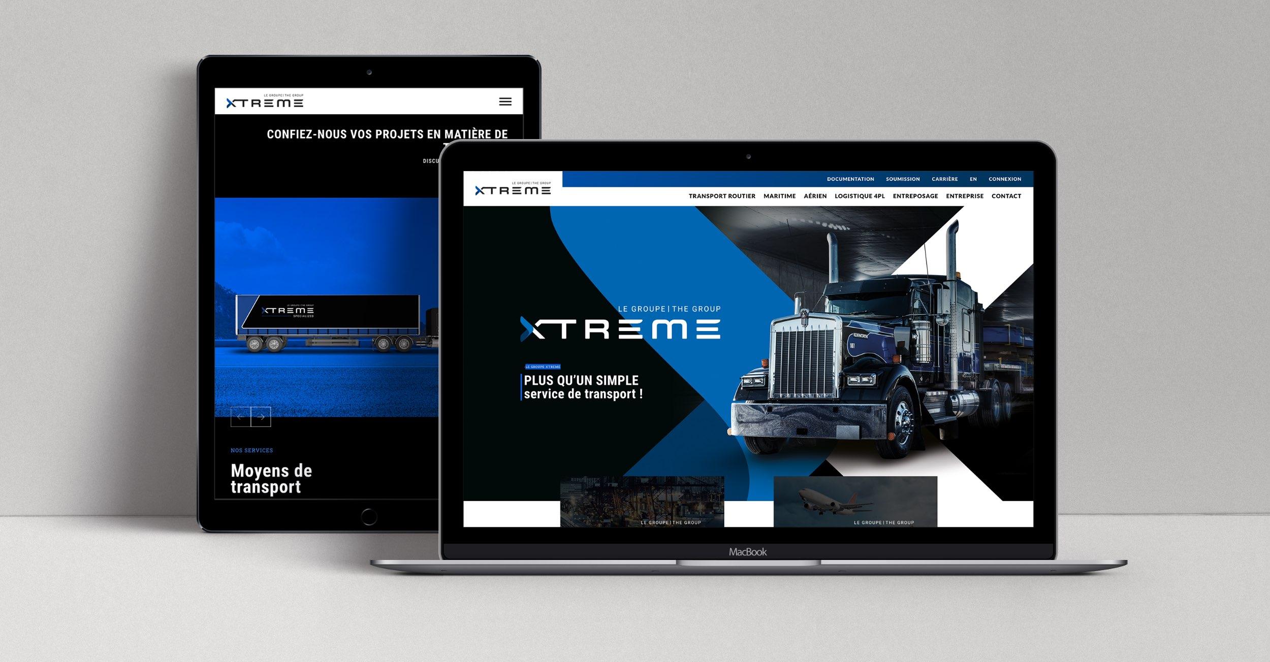 Solution Web intégrée | Outil de vente pour transporteur