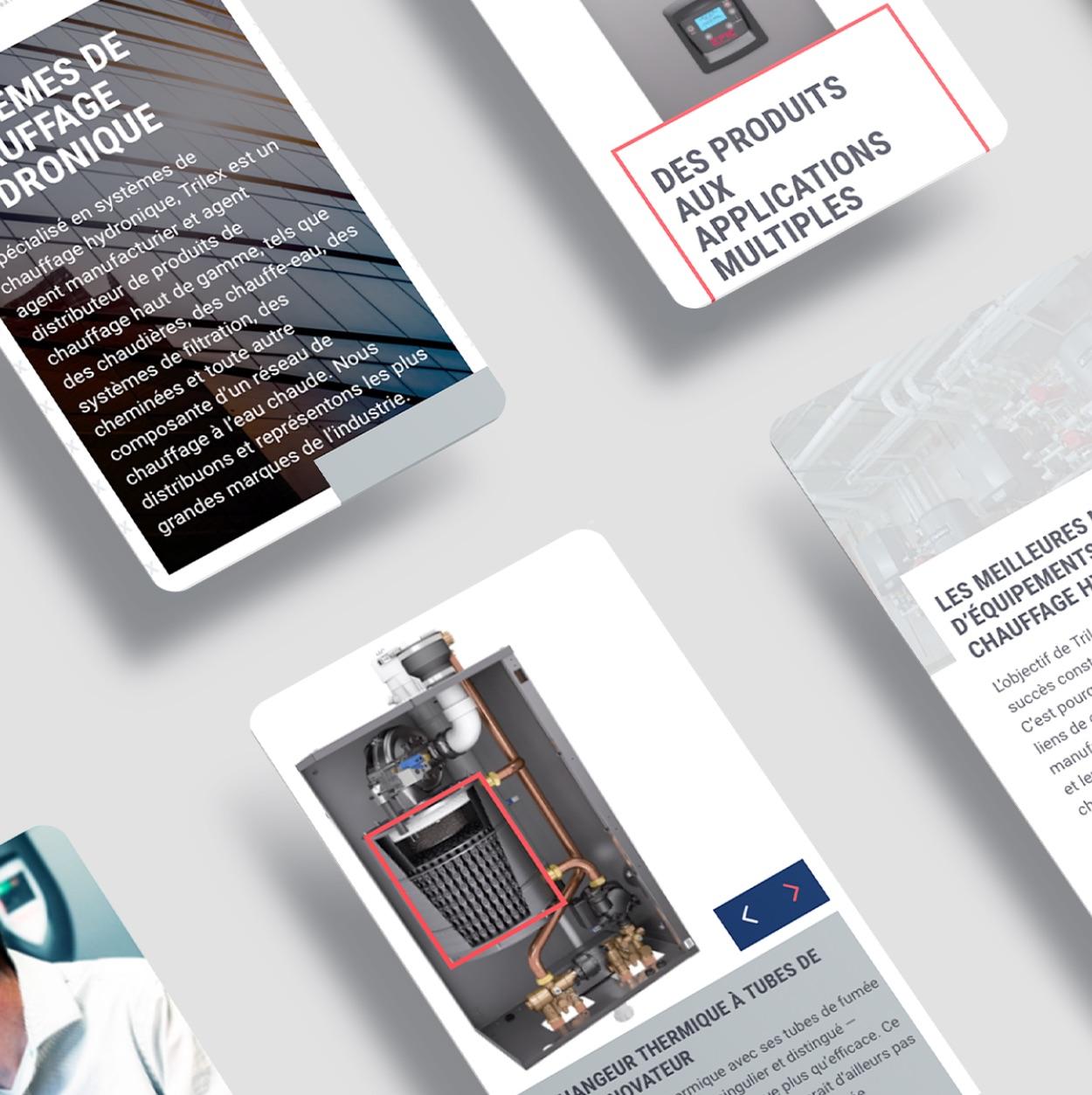 Stratégie responsive | Affichage réactif | Design Web | RWD