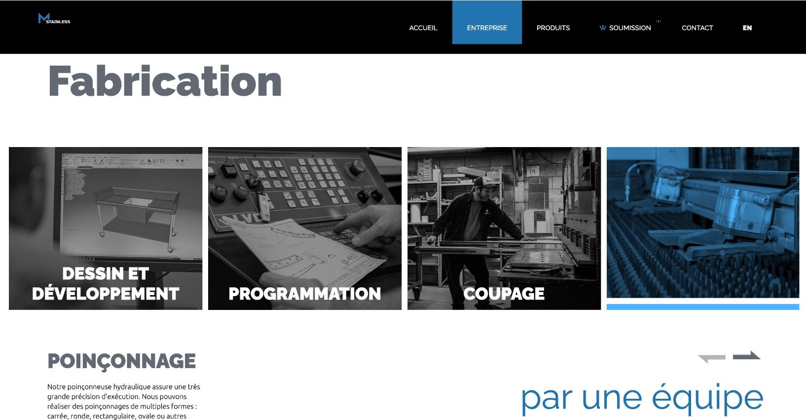 Traitement de photos | Optimisation de contenu pour le Web