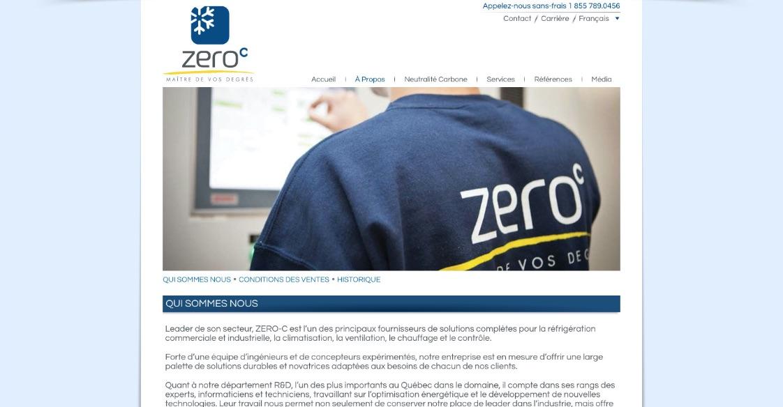 Refonte de site Web | Renforcement de l'image visuelle